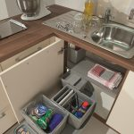 Abfallbehälter Küche Küche Innovative Abfalltrennsysteme Fr Kche Amk Spüle Küche Lampen Bauen Beistelltisch Kaufen Ikea Kosten Segmüller Abfallbehälter Bartisch Nobilia Vorhang