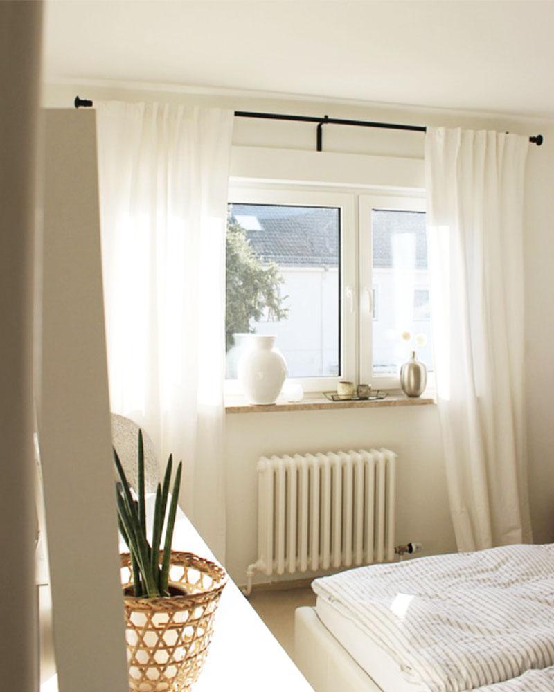 Full Size of Gardinen Für Schlafzimmer Praktisch Und Schn So Gehts Wandtattoos Die Küche Betten übergewichtige Tagesdecken Lampe Lampen Regale Dachschrägen Stuhl Schlafzimmer Gardinen Für Schlafzimmer