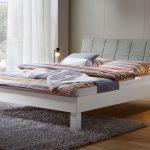 Weiße Betten Modernes Bettgestell 160x200 Mit Polsterkopfteil Sierra Jensen Paradies Kinder Ikea Amazon Massivholz Außergewöhnliche Bettkasten De Joop Rauch Bett Weiße Betten
