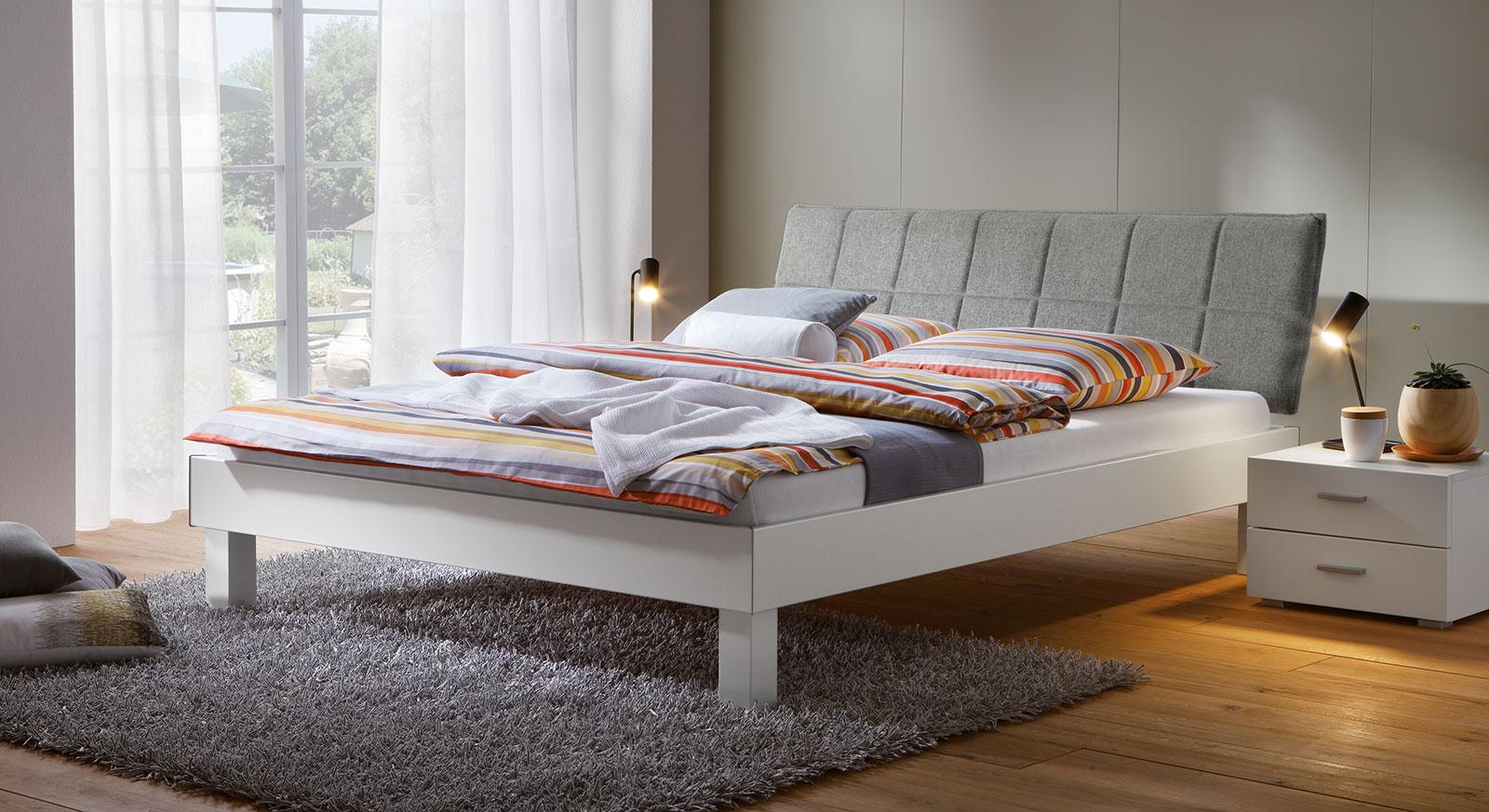 Full Size of Weiße Betten Modernes Bettgestell 160x200 Mit Polsterkopfteil Sierra Jensen Paradies Kinder Ikea Amazon Massivholz Außergewöhnliche Bettkasten De Joop Rauch Bett Weiße Betten
