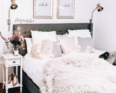 Deko Schlafzimmer Schlafzimmer Deko Schlafzimmer Wanddeko Selber Machen Ideen Pinterest Holz Grau Rosa Gold Dekorieren Pin Von Lizzie Auf Wohnideen Schrank Kommode Weißes Regal Günstige