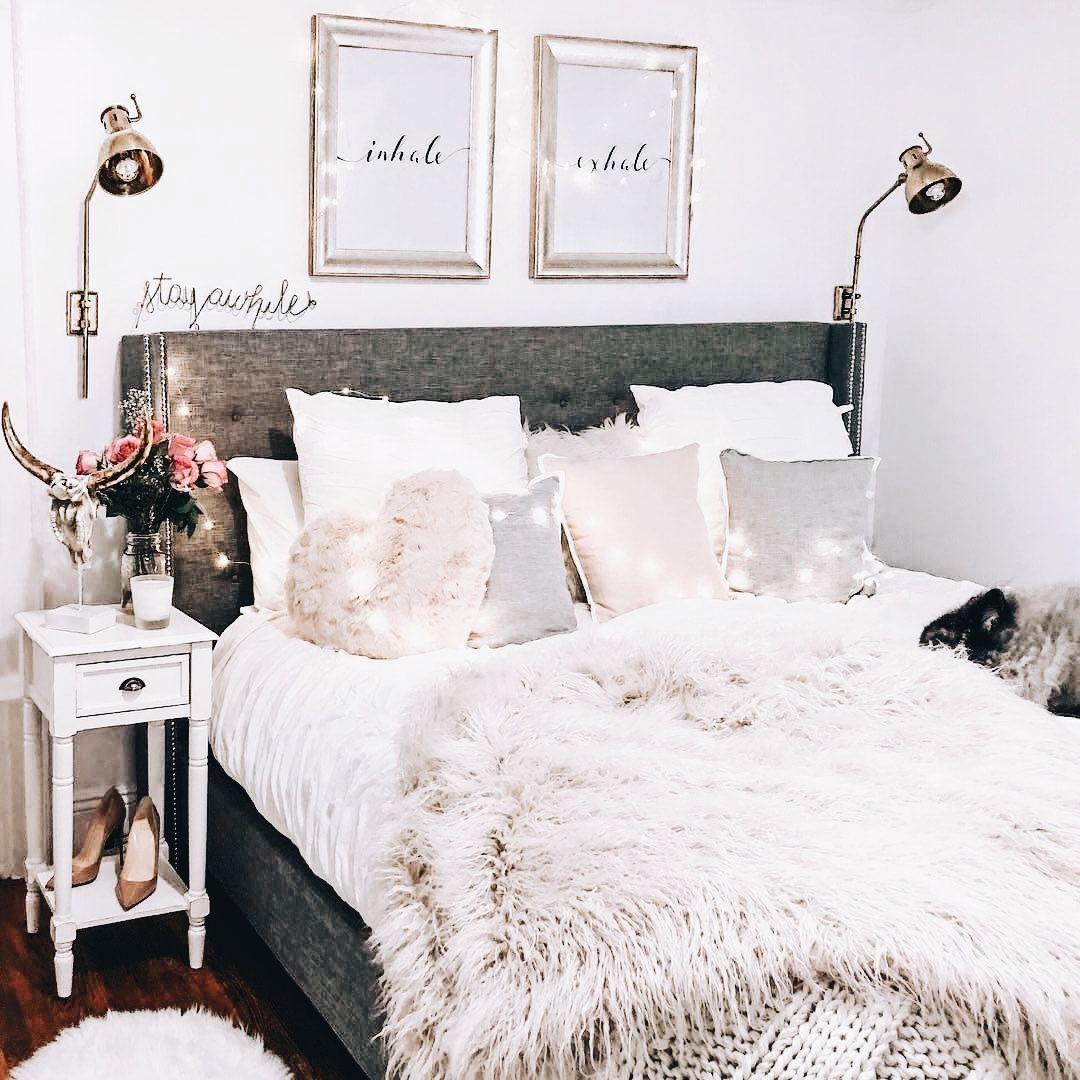 Full Size of Deko Schlafzimmer Wanddeko Selber Machen Ideen Pinterest Holz Grau Rosa Gold Dekorieren Pin Von Lizzie Auf Wohnideen Schrank Kommode Weißes Regal Günstige Schlafzimmer Deko Schlafzimmer