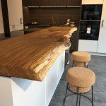 Tresen Küche Küche Tresen Küche Kchentresen Kche Kchenblock Kitchen Holztresen Abfallbehälter Wandpaneel Glas Granitplatten Gardine Günstig Kaufen Edelstahlküche