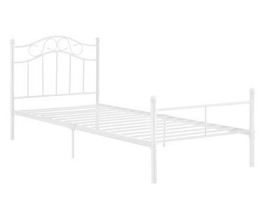 Bett Metall Bett Bett Metall Encasa Metallbett 90x200 Wei Bettgestell J Real Steens Japanische Betten 160x220 München Liegehöhe 60 Cm Breit Kopfteil Selber Machen Wasser