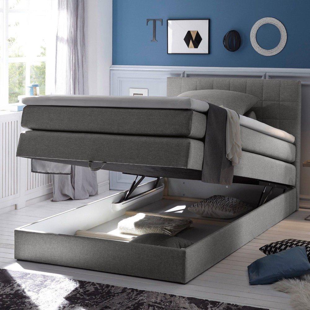 Full Size of Betten Mit Aufbewahrung Bett 90x200 160x200 Ikea 140x200 Vakuum Stauraumwunder Bettkasten So Nutzen Sie Den Platz Unter Dem Test Sofa Led Frankfurt Lattenrost Bett Betten Mit Aufbewahrung
