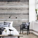 Tapeten Schlafzimmer Schlafzimmer Tapeten Schlafzimmer Worn Wood Tapete Weiss Komplett Günstig Lampe Vorhänge Landhaus Wandbilder Günstige Mit überbau Komplette Landhausstil Weiß
