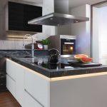 Granitplatten Küche Küche Kche Mit Schwarzer Granitplatte Referenzen L Küche Elektrogeräten Hochglanz Modul Ebay Einbauküche Nobilia Holzofen Eiche Weiße Nolte Wandverkleidung