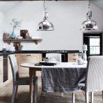 Pendelleuchten Küche In Natrlicher Wohnkche Kche Holz Gebrauchte Verkaufen Abfalleimer Wandregal Arbeitstisch Griffe Gardine Kaufen Mit Elektrogeräten Küche Pendelleuchten Küche