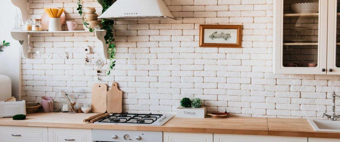 Large Size of Weiße Küche Weie Kche Kombinieren Mit Holzarbeitsplatte Co Modulare Miniküche Kühlschrank Schreinerküche Einbauküche Günstig Hochglanz Mischbatterie Led Küche Weiße Küche