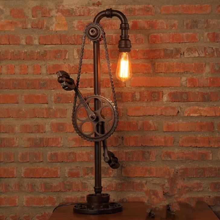 Medium Size of Lampen Schlafzimmer Wsnd Industrielle Retro Stil Dekorative Tisch Lampe Sessel Vorhänge Teppich Betten Truhe Designer Esstisch Landhaus Schimmel Im Schlafzimmer Lampen Schlafzimmer