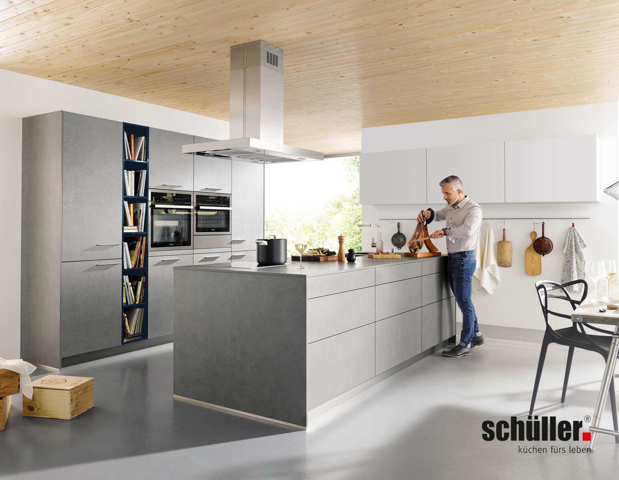 Full Size of Inselküche Abverkauf Schller Inselkche Elba Mit Praktischen Funktionen Jetzt Online Bad Küche Inselküche Abverkauf