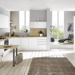 L Küche Mit Elektrogeräten Küche Phoenix   Weiß Softmatt