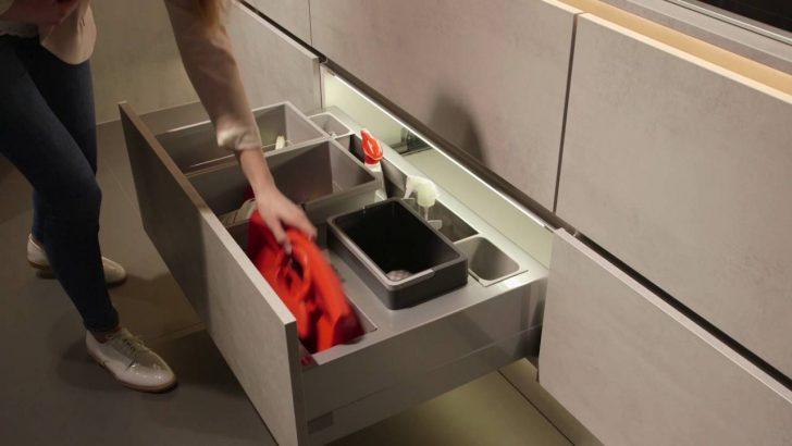 Medium Size of Müllsystem Küche Nobilia Kchen Mlltrennsysteme Abfalltrennung Youtube Arbeitsplatte Bodenbelag Fototapete Glasbilder Mini Günstig Kaufen Läufer Küche Müllsystem Küche