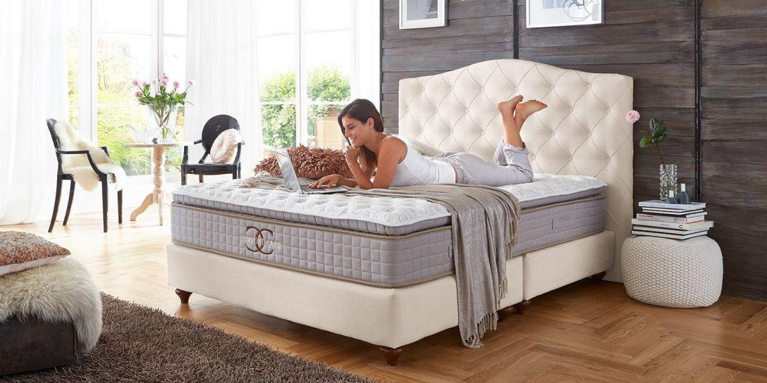 Large Size of Amerikanisches Bett Boxspringbett 140 160 200 180x200 Velour Altwei Jersey Betten überlänge Krankenhaus Mit Gepolstertem Kopfteil Graues Matratze Und Bett Amerikanisches Bett