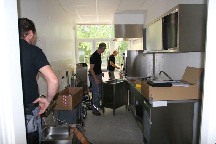 Medium Size of Fettabscheider Küche Stadt Investiert 119000 Euro In Kche Der Kita Im Park Rethen Ausstellungsküche Pendelleuchten Abfallbehälter Fototapete Ebay Erweitern Küche Fettabscheider Küche