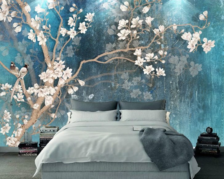 Medium Size of Fototapete Blau Lampen Schlafzimmer Komplett Massivholz Deckenlampe Weiss Landhausstil Weiß Stuhl Wandtattoos Günstig Kommode Regal Kronleuchter Wohnzimmer Schlafzimmer Fototapete Schlafzimmer