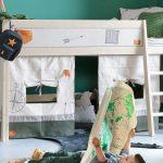 Lifetime Midi Hochbett Aus Massiver Kiefer Mit Leiter Survival Wohnwert Betten Bett Günstig Kaufen Französische Bettkasten Amerikanische Jugend Aufbewahrung Bett Lifetime Bett