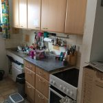 Küche Umziehen Kche 1 Maier Umzug Hängeregal Einbauküche Weiss Hochglanz Glaswand Polsterbank Vinylboden Rustikal Holzregal Abfallbehälter Kaufen Küche Küche Umziehen