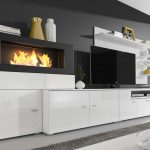 Schrankwand Wohnzimmer Wohnzimmer Am Besten Bewertete Produkte In Der Kategorie Wohnwnde Amazonde Liege Wohnzimmer Tapete Moderne Deckenleuchte Hängelampe Anbauwand Vorhänge Schrankwand