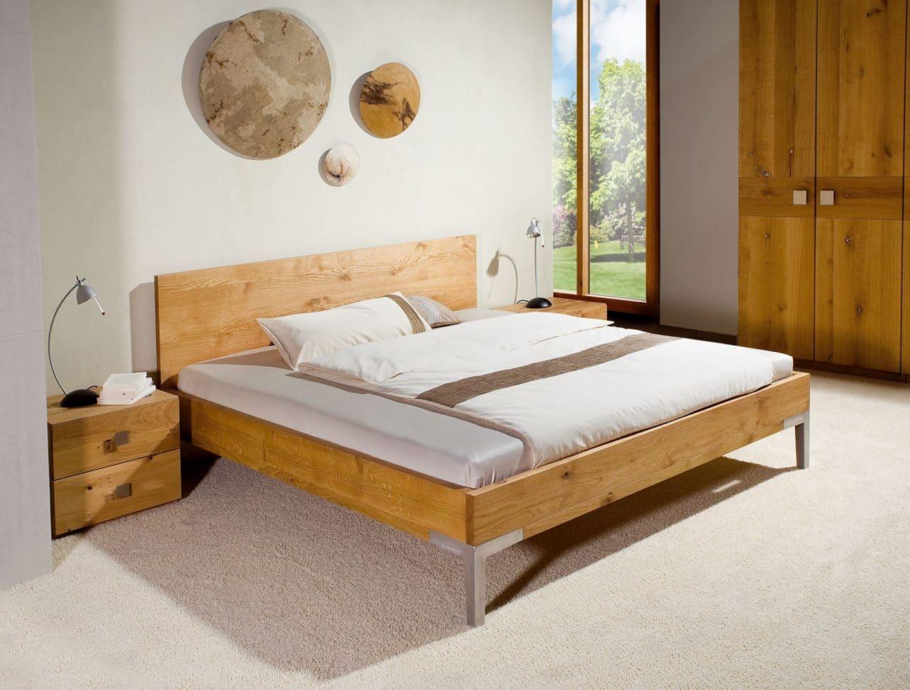 Full Size of Bett Eiche Uno Trendwendenatrlich Einrichten Gmbh Bette Starlet Betten Ikea 160x200 Sofa Mit Bettkasten Krankenhaus Ruf Fabrikverkauf 90x200 Metall Bett Bett Eiche