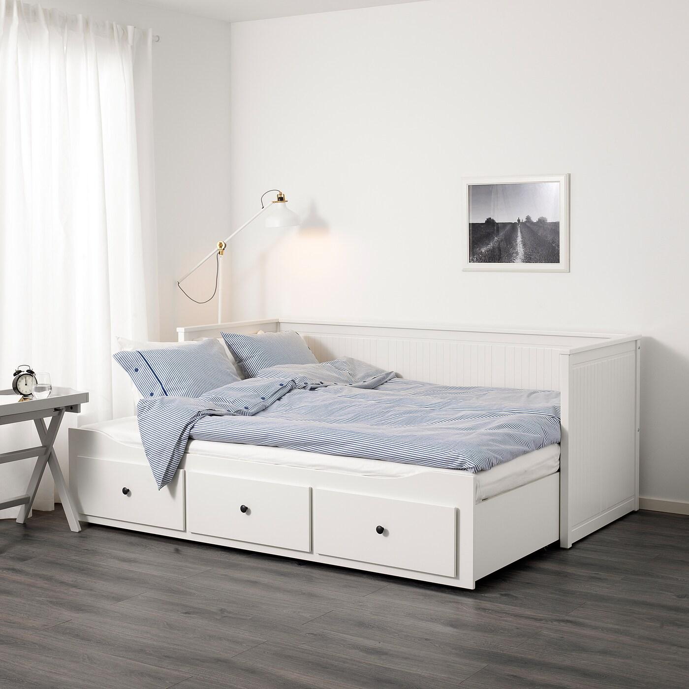 Full Size of Hemnes Massivholz Tagesbett Ausziehbar Mit Stauraum Ikea Japanisches Bett Bettwäsche Sprüche Rauch Betten 180x200 Ausklappbar Amerikanisches Unterbett Bett Bett Zum Ausziehen