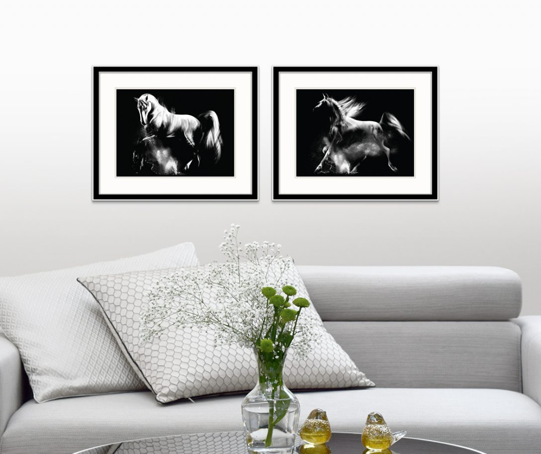 Large Size of Pferd Serie Wien 2 Gemaumllde Fuumlrs Wohnzimmer Handgemalte Moderne Deckenleuchte Sideboard Teppich Gardine Deckenlampen Stehlampe Wandtattoo Bilder Modern Wohnzimmer Wandbilder Wohnzimmer