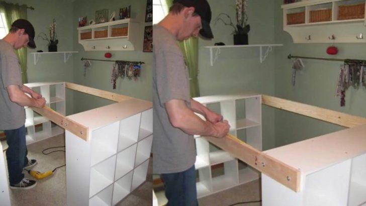 Medium Size of Ikea Trick So Machst Du Aus 3 Regalen Deine Traumkche Brigittede Wanddeko Küche Arbeitsplatte Bodenbelag Abluftventilator Einbauküche Weiss Hochglanz Kleine Küche Billige Küche