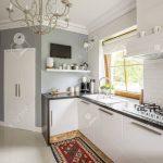 Teppich Küche Küche Open Plan Kitchen With Patterned Carpet