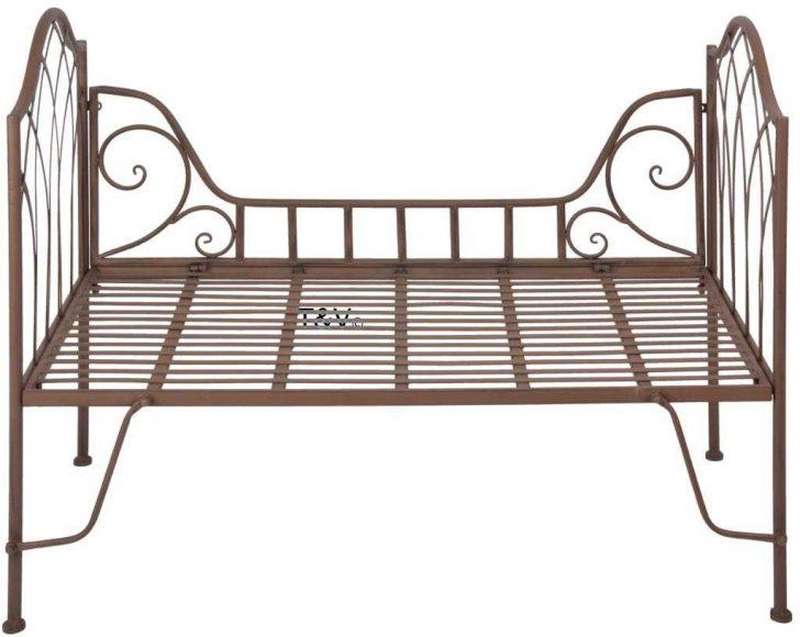 Medium Size of Bett Metall Esschert Design Garten Mf017 8714982115660 Möbel Boss Betten Mit Ausziehbett Bette Starlet Sonoma Eiche 140x200 90x200 Weiß Weißes Gepolstertem Bett Bett Metall