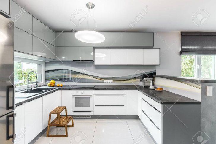 Medium Size of High Gloss Kitchen Idea Küche Hochglanz Küche