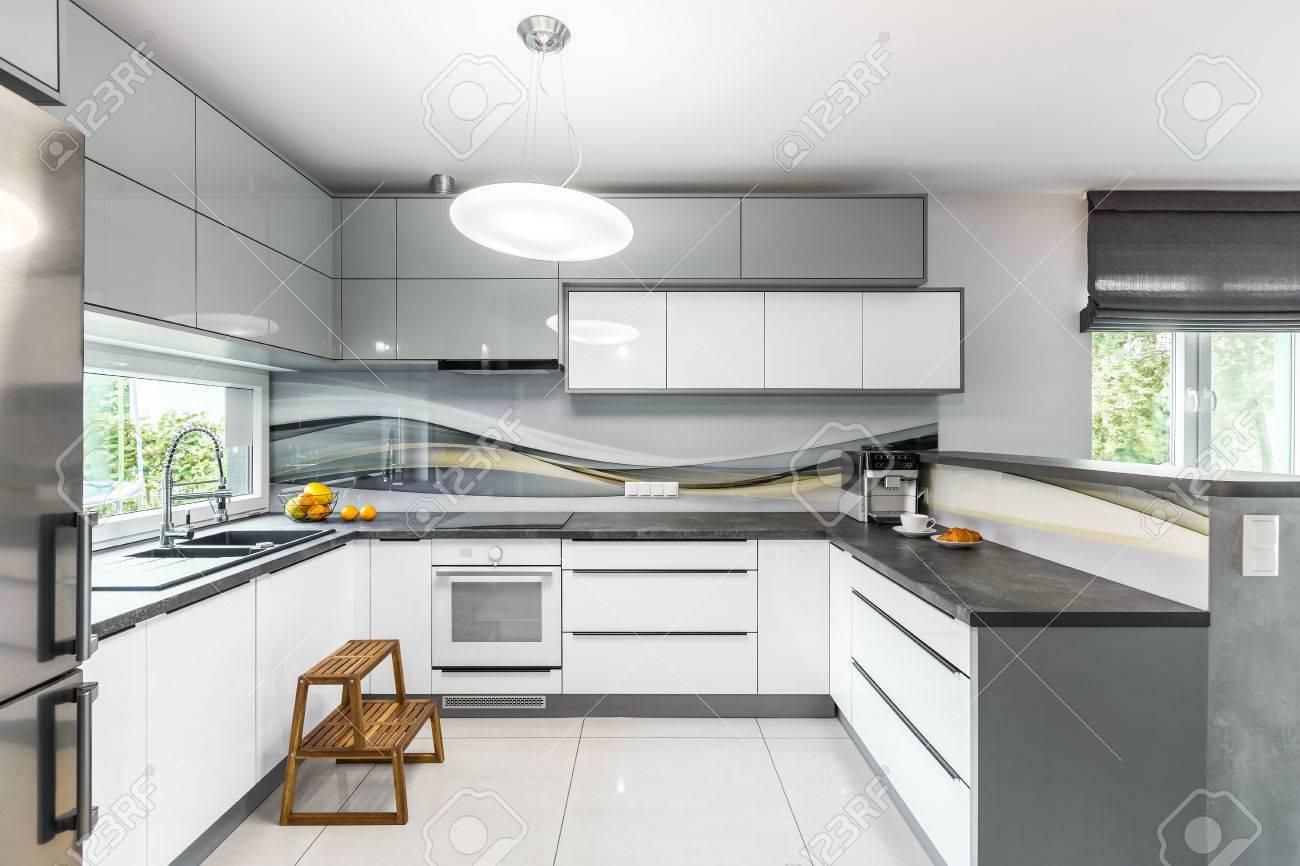 Full Size of High Gloss Kitchen Idea Küche Hochglanz Küche