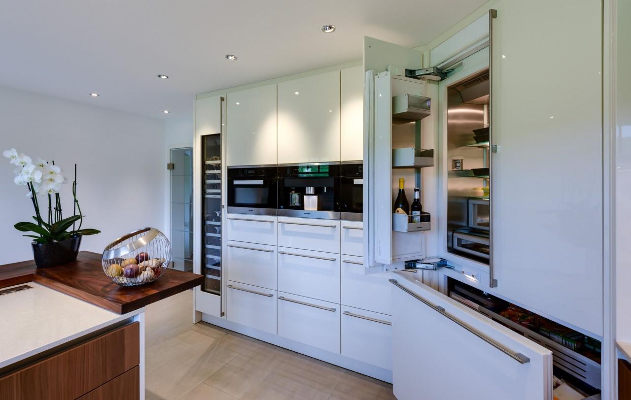 Full Size of How To Cover Kitchen Cabinets With Vinyl Paper   Siematic Lackhochglanzküche Mit Holzelementen Moderner Küche Vinyl Küche