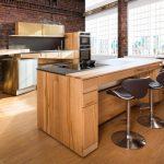 Kchen Aus Holz Materialkunde Vollholzküche Küche Vollholzküche