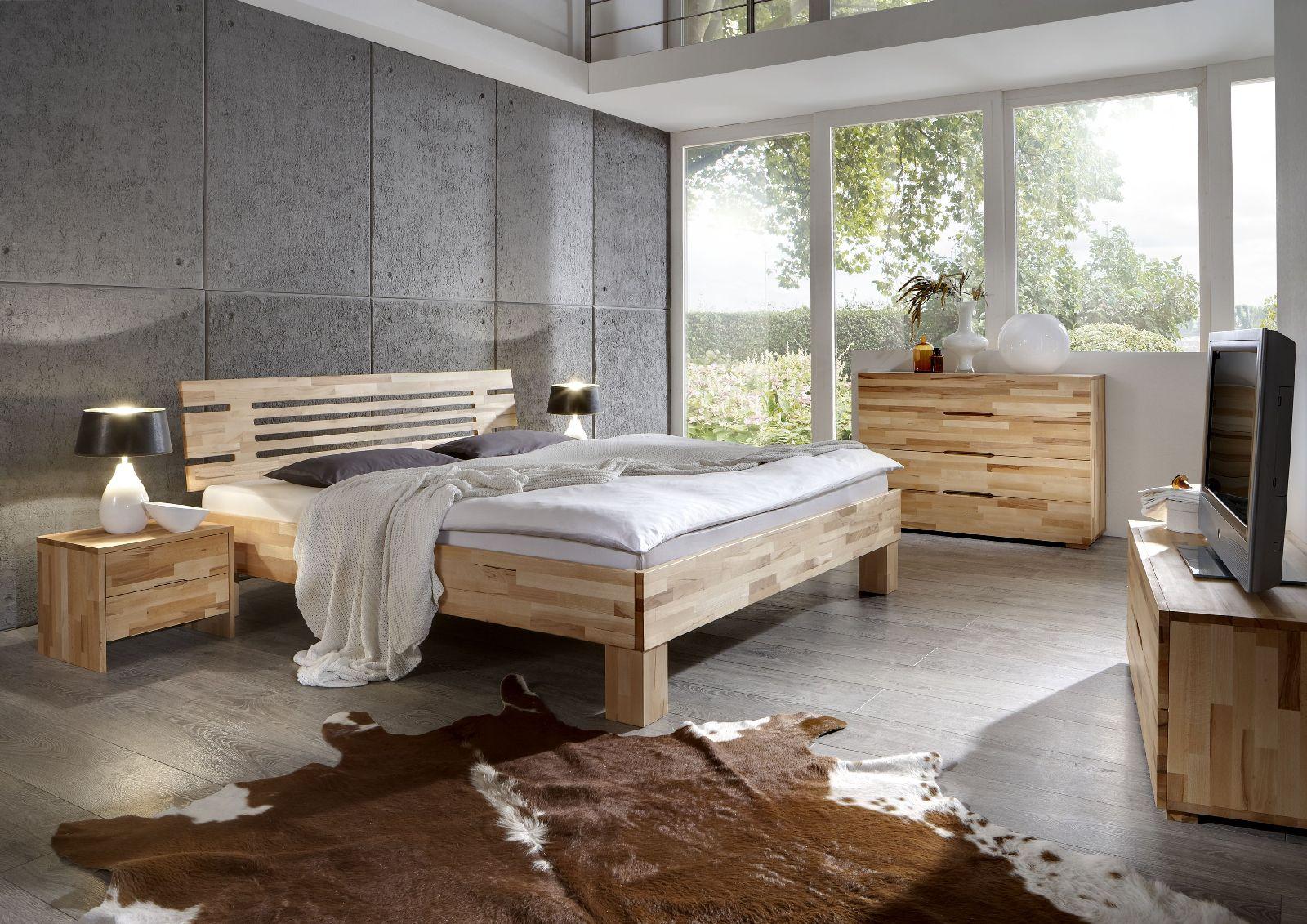 Full Size of Bett 200x220 Massivholzbett Schlafzimmerbett Lando Kernbuche 200x200 Ausklappbar Even Better Clinique Stauraum 160x200 Amazon Betten 220 X 200 Weiß 120x200 Bett Bett 200x220