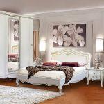 Schlafzimmer Komplett Weiß Teresa Romantisches Weies Set Im Rokoko Regal Kinderzimmer Truhe Bett 90x200 Küche Hochglanz Sofa Grau Weiße Betten Mit Schlafzimmer Schlafzimmer Komplett Weiß
