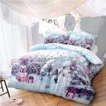 Luxus Bett Bett Luxus Einhorn Weihnachten Bettwsche Set Bett Festive Konfigurieren Kopfteile Für Betten Köln 120x200 90x200 Mit Lattenrost 140x200 Weißes 160x200