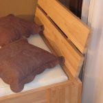 Massivholz Bett Bett Massivholz Bett 27mm Massivholzbett Einzelbett Doppelbett Mit Fuss I Betten 140x200 Metall Ausgefallene Inkontinenzeinlagen 180x200 Lattenrost Und Matratze