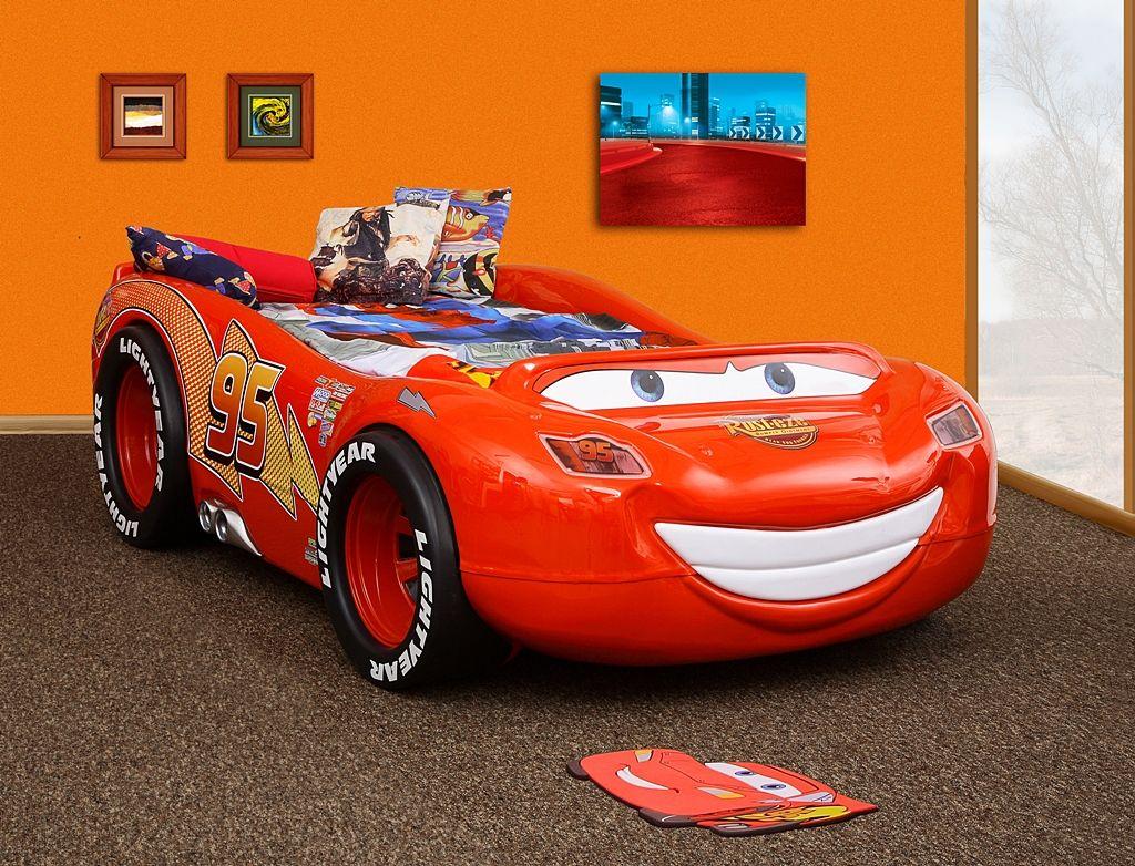 Full Size of Cars Bett Autobett Mcqueen Disney Inkl Matratze Ebay 1 40 Mit Hohem Kopfteil 160 Jugendstil Innocent Betten 140x200 Und Lattenrost Kaufen 80x200 Hülsta Weiß Bett Cars Bett
