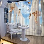 Europische Vorhnge Schlafzimmer Vorhang Stile 3d Blauen Komplettangebote Massivholz Luxus Rauch Set Gardinen Für Romantische Küche Vorhänge Schränke Schlafzimmer Vorhänge Schlafzimmer