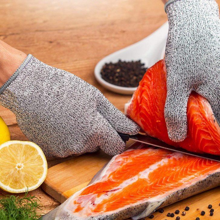 Medium Size of Schnittschutzhandschuhe Küche Xinfang Schnittfeste Handschuhe In Lebensmittelqualitt Stufe 5 Kurzzeitmesser Küchen Regal Was Kostet Eine Neue Lieferzeit Küche Schnittschutzhandschuhe Küche