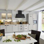 Landhausküche Küche Landhausküche Grau Weisse Gebraucht Moderne Weiß