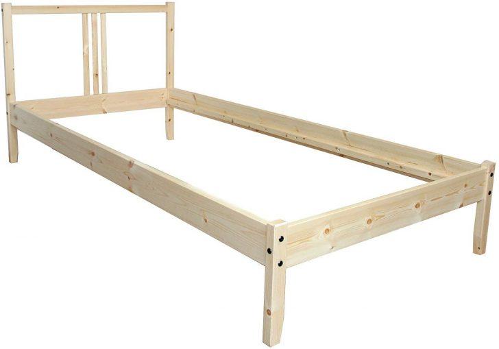 Medium Size of Ikea Bettgestell Fjellse Holz Bett In 90x200 Cm Aus Massiver Schreibtisch Mit Regal Bambus Unterbett 200x200 Stauraum Grau Weiß 120x200 Spiegelschrank Bad Bett Bett 90x200 Mit Lattenrost Und Matratze
