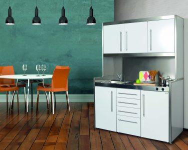 Stengel Miniküche Küche Studioline Sl D Stengel Steel Concept Miniküche Mit Kühlschrank Ikea