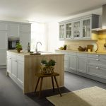 Landhausküche Küche Landhausküche Global 55230 Landhauskche In Lack Blau Weisse Gebraucht Weiß Moderne Grau