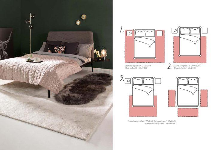 Medium Size of Schlafzimmer Teppich Blog Teppichgroesse Bestimmen Tapeten Weiss Wandbilder Kommode Komplett Günstig Deckenleuchte Lampe Led Esstisch Günstige Poco Schlafzimmer Schlafzimmer Teppich