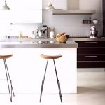 Barhocker Küche Küche Barhocker Küche Grau Hochglanz Einbauküche Kaufen Vinyl Kleiner Tisch Aufbewahrungssystem Granitplatten Eiche Hell Modulküche Holz Pantryküche Mit