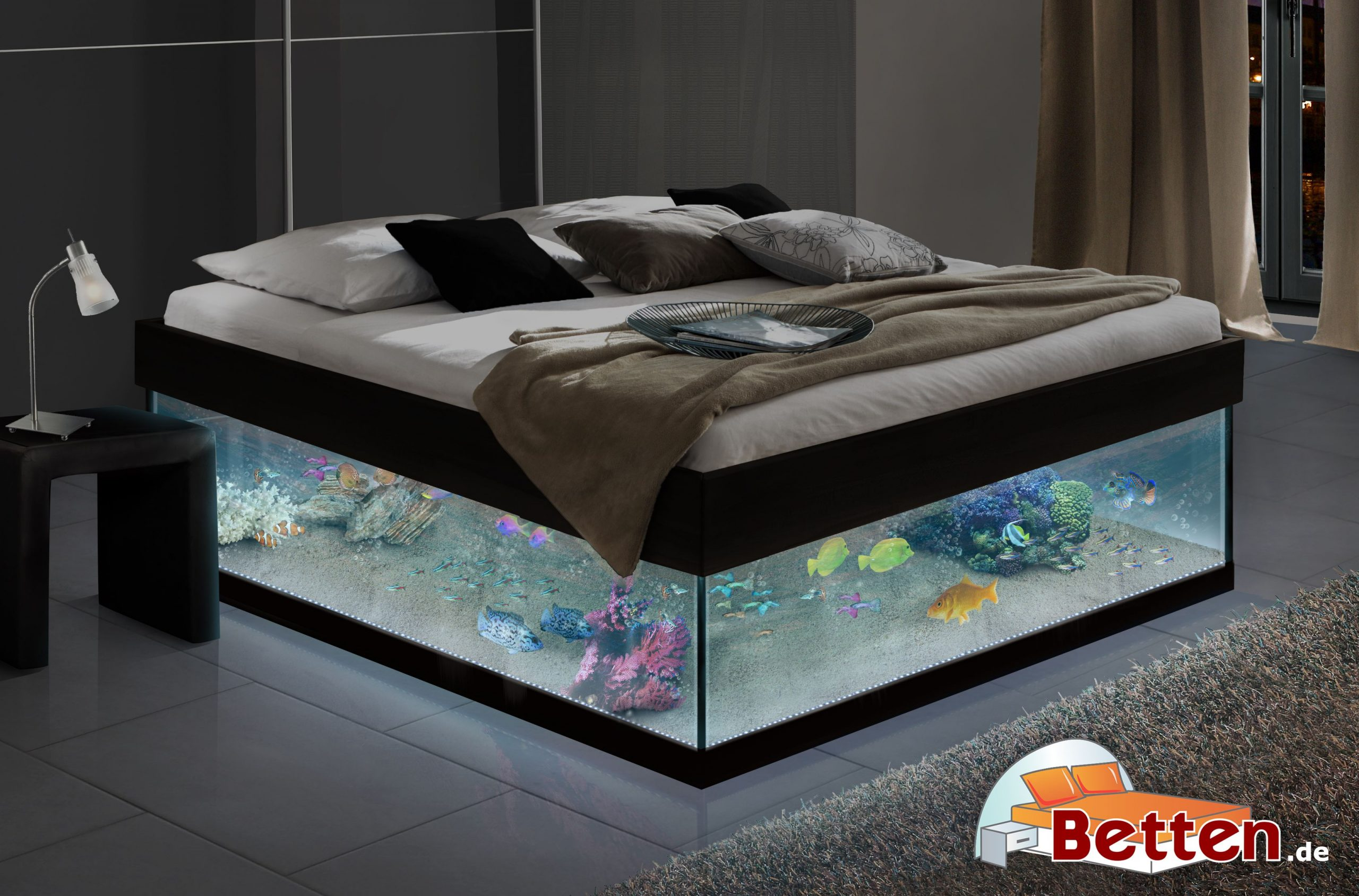 Full Size of Leuchtendes Aquariumbett Bettende Home Decor Deckenlampen Wohnzimmer Modern Billerbeck Betten Deckenlampe Esstisch Makler Baden Stellenangebote Württemberg Bett Betten De
