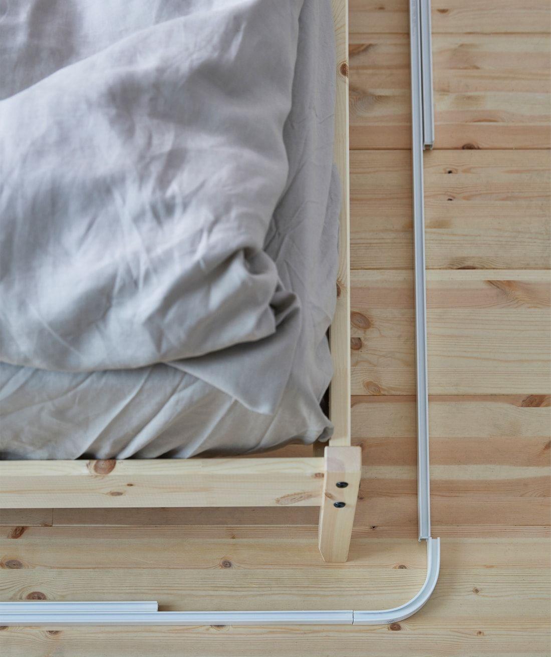 Full Size of Gardinen Für Schlafzimmer Im Leicht Gemacht Bettvorhang Wickelbrett Bett Fliesen Fürs Bad Sessel Küche Kronleuchter Landhausstil Mit überbau Regal Schlafzimmer Gardinen Für Schlafzimmer