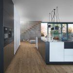 Laminat Für Küche Küche Kche Mit Holzboden 9 Bilder Ideen Von Kchen Parkett Und Gebrauchte Küche Vorratsdosen Gardinen Vorhänge Doppelblock Einlegeböden Wandverkleidung Ikea