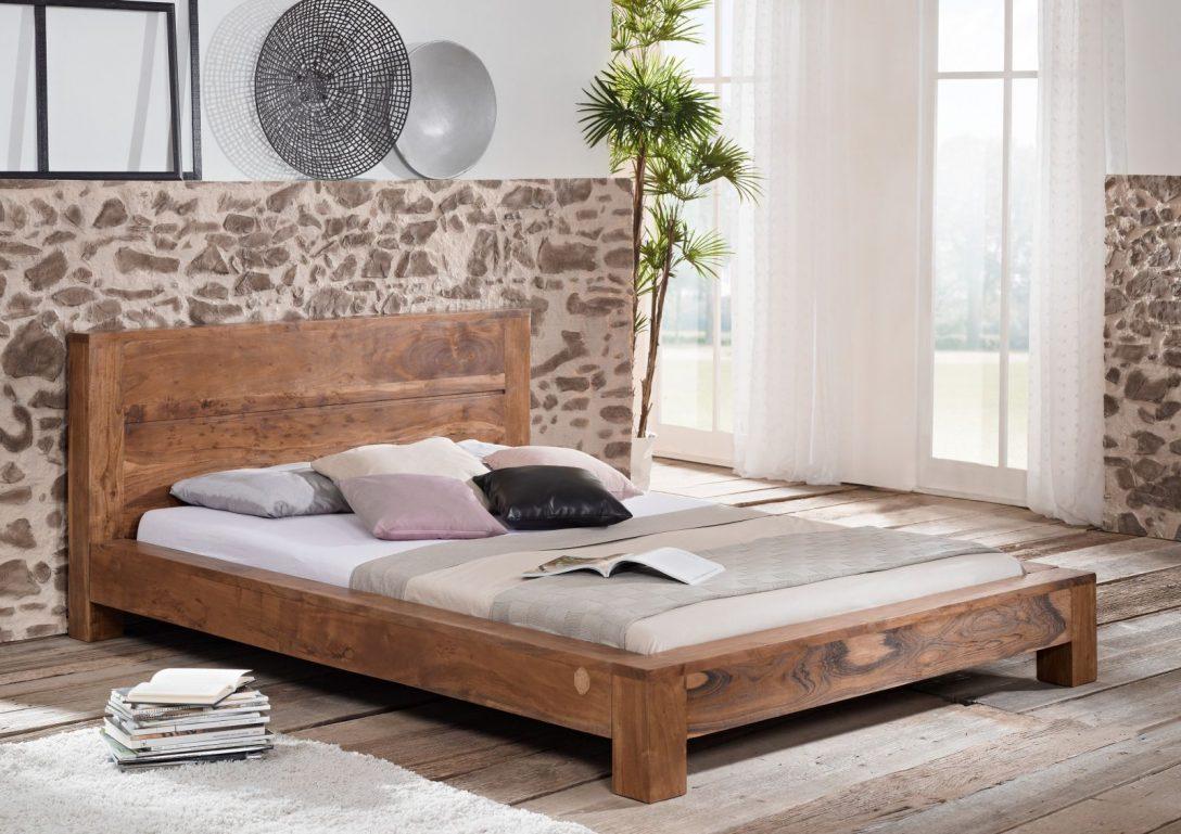 Large Size of Hohes Bett Mit Stauraum 140x200 Ikea Viel 160x200 Selber Bauen 180x200 Bettgestell Holzbett Kopfteil Versandfrei Kaufen Massivmoebel24 Bettkasten Französische Bett Hohes Bett